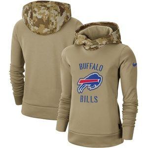 Women's Buffalo Bills Pullover Hoodie